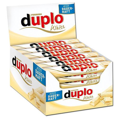 Ferrero Duplo White, Riegel,40 Riegel