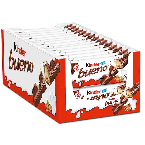 Ferrero Kinder Bueno, Riegel, Schokolade, 30 Stück