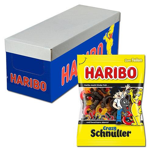 Haribo Crazy Schnuller, 14 Beutel, 200g