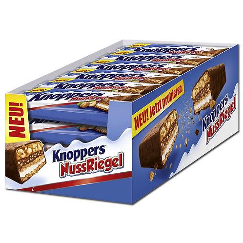 Storck Knoppers Nussriegel,  24 Riegel je 40g