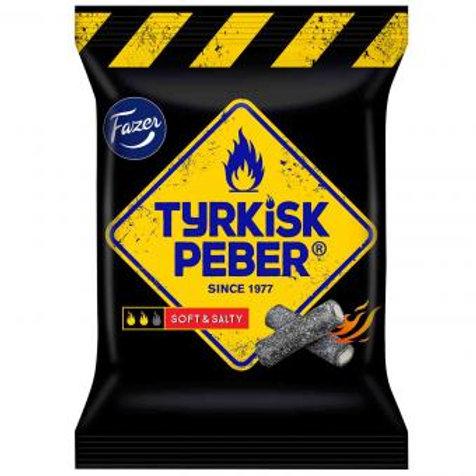 Fazer Tyrkisk Peber Soft & Salty 120g