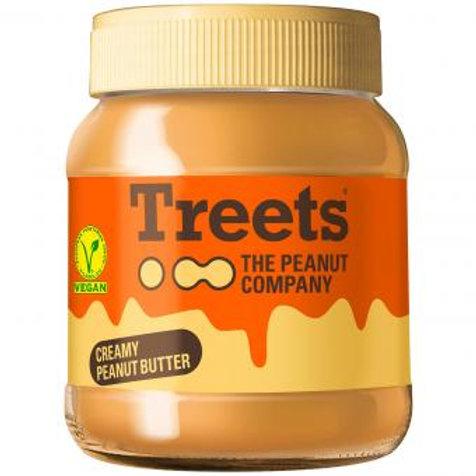 Treets - The Peanut Company Peanut Butter Creamy 340g