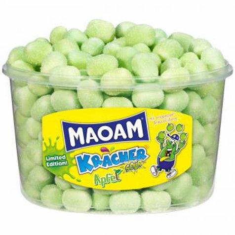 Maoam Kracher Apple Sour 232pcs