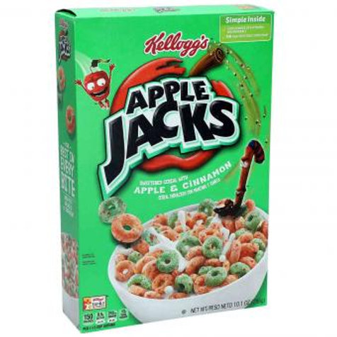 Kellogg's Apple Jacks Apple & Cinnamon 286g
