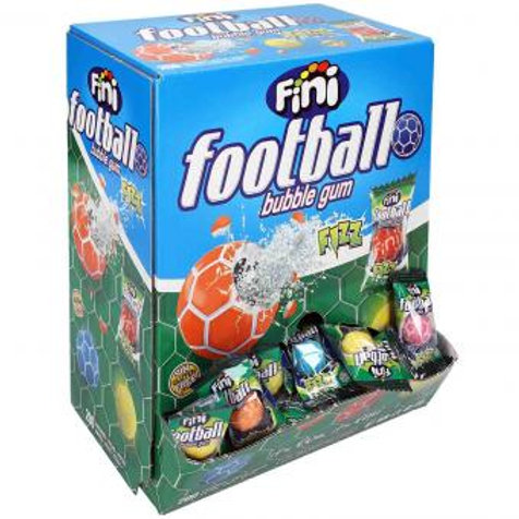 Fini Football Bubble Gum 200pcs