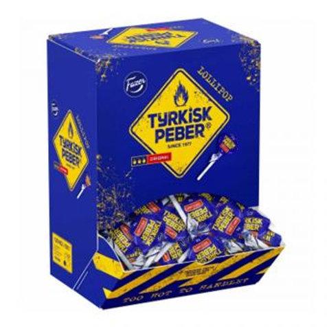Fazer Tyrkisk Peber Lollipop 150pcs