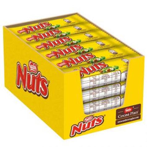 Nuts 24x42g