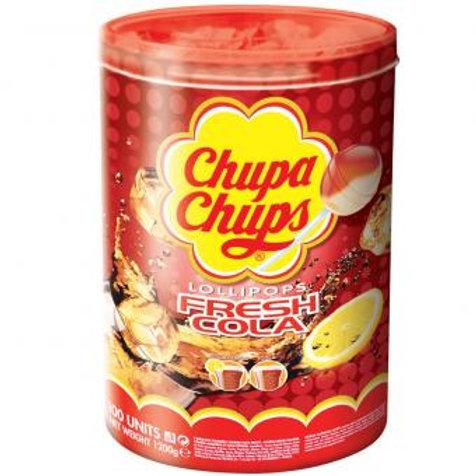 Chupa Chups Fresh Cola 100er