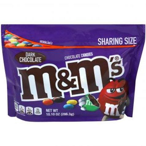 M&M'S Dark Chocolate 286,3g