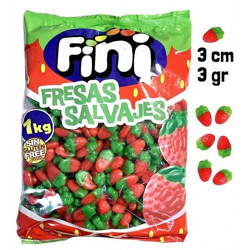 Fini wilde Erdbeeren 1kg