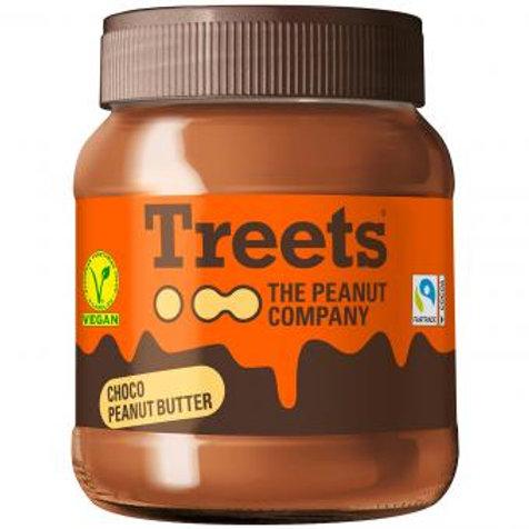 Treets - The Peanut Company Peanut Butter Choco 340g