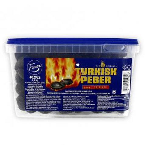 Fazer Tyrkisk Peber Original 2,2kg