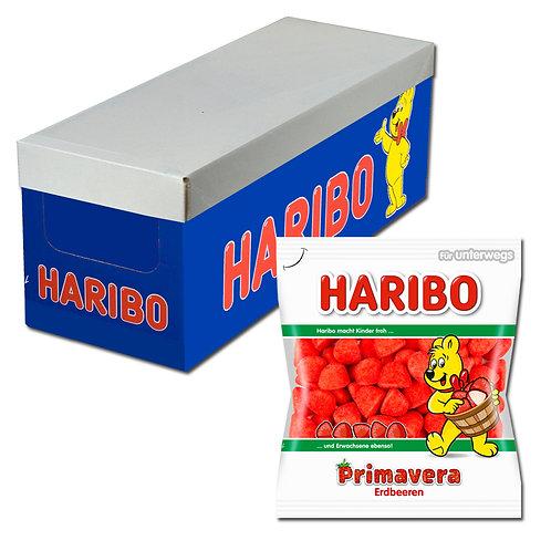 Haribo Primavera Erdbeeren 9 Beutel 200g