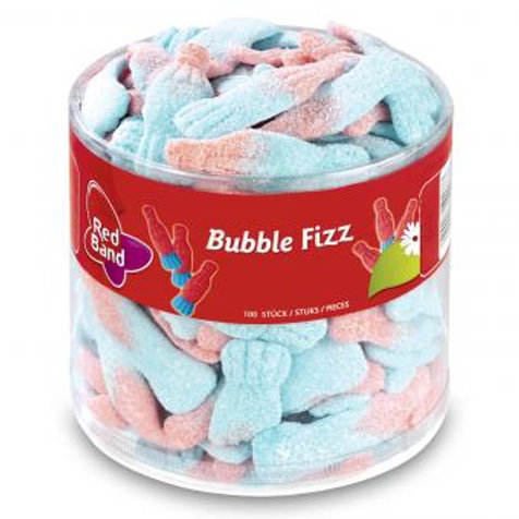 Red Band Bubble Fizz 100er