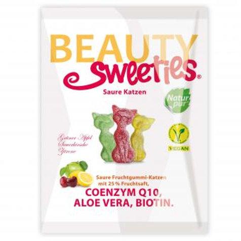 BeautySweeties Saure Katzen 125g