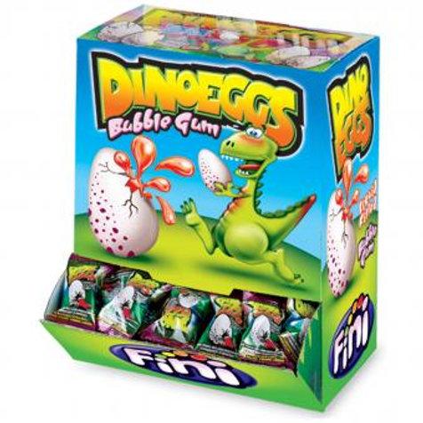 Fini Dinoeggs Bubble Gum 200pcs