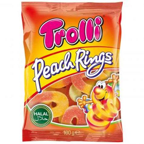 Trolli Peach Rings Halal 100g
