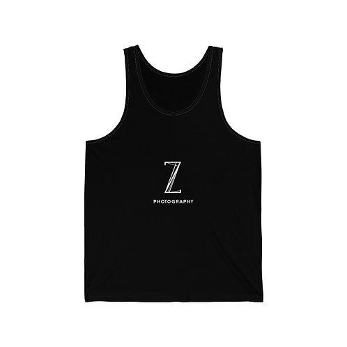 Z Photography Unisex Jersey Tank