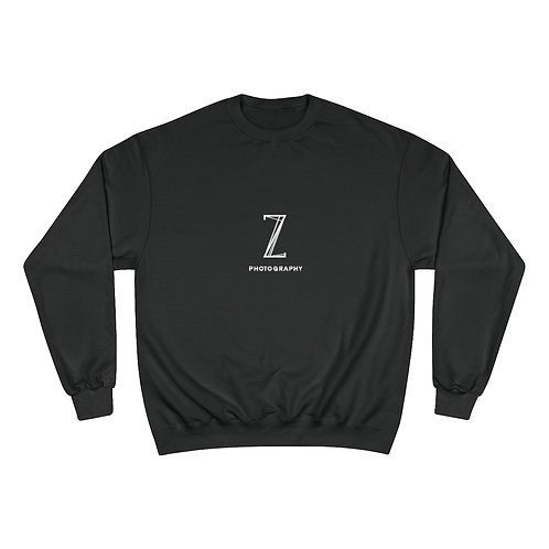Z Photography Champion Sweatshirt