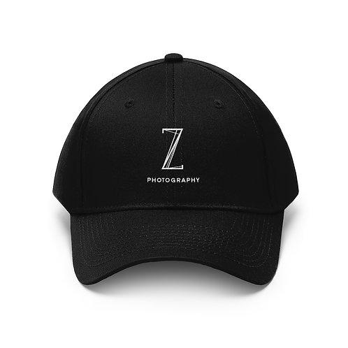Z Photography Unisex Twill Hat