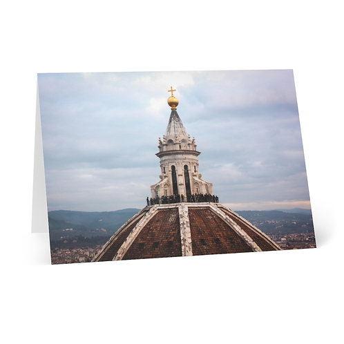 Greeting Cards (8 pcs): Florence, Italy