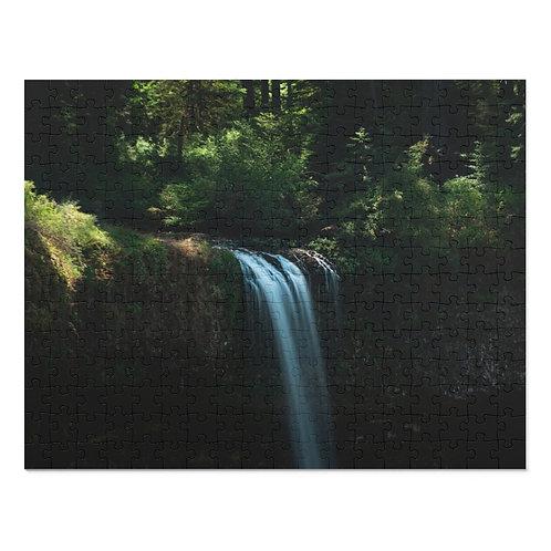 Silver Falls 252 Piece Puzzle