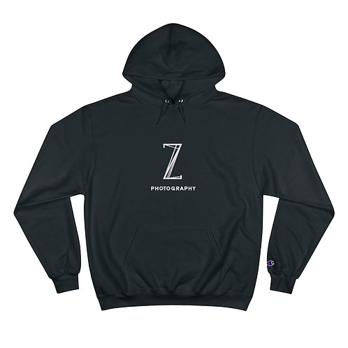 Z Photography Champion Hoodie