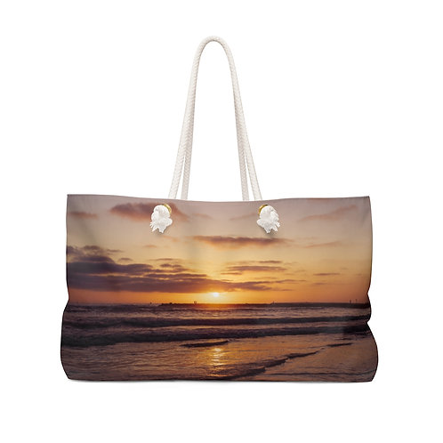 Sunset Weekender Bag
