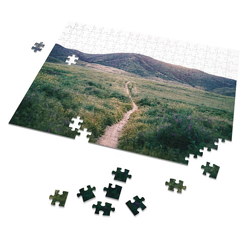 Mesmerizing Meadow 252 Piece Puzzle