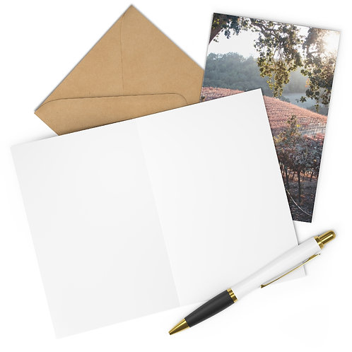 Paso Robles Greeting Cards (7 pcs)