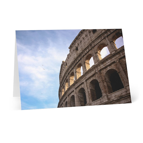 Greeting Cards (8 pcs): Rome, Italy
