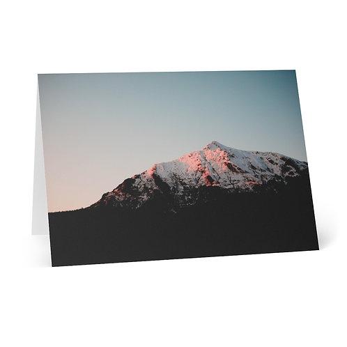 Greeting Cards (8 pcs): Juneau, Alaska
