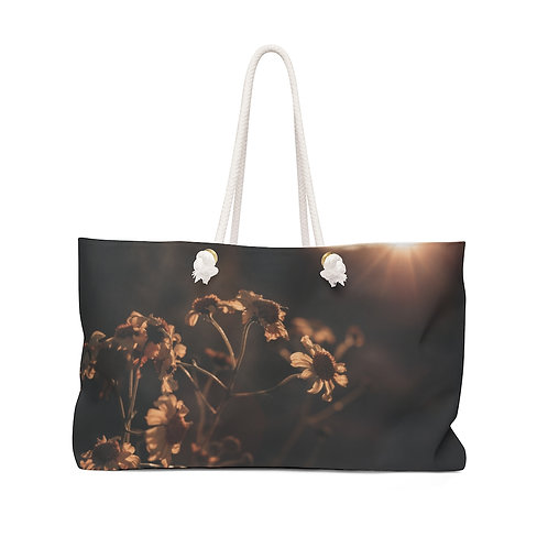 Wildflower Weekender Bag