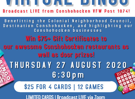 Conshy Strong events created by Conshohocken Mayor Yaniv Aronson