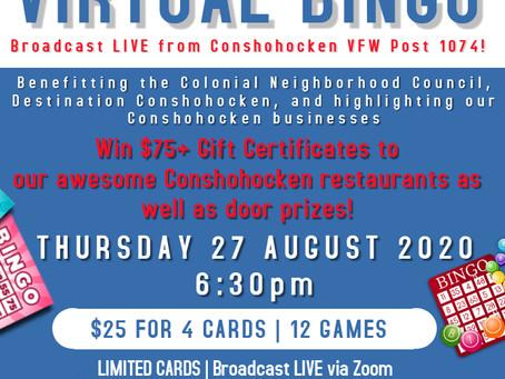 Conshy Strong events created by Conshohocken Mayor Yaniv Aronson