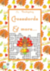 COVER - Crosswords & more - Thanksgiving