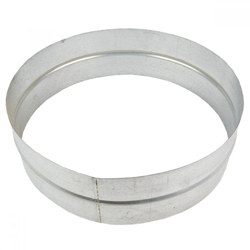 Male Duct Metal Coupling/Joiner