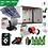 Thumbnail: 300 x 300 x 200 Lumatek Zeus 600w Pro LED Grow Kit