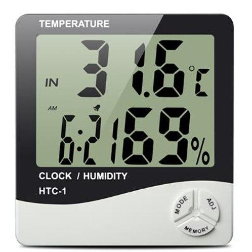 Min Max Thermometer & Hygrometer