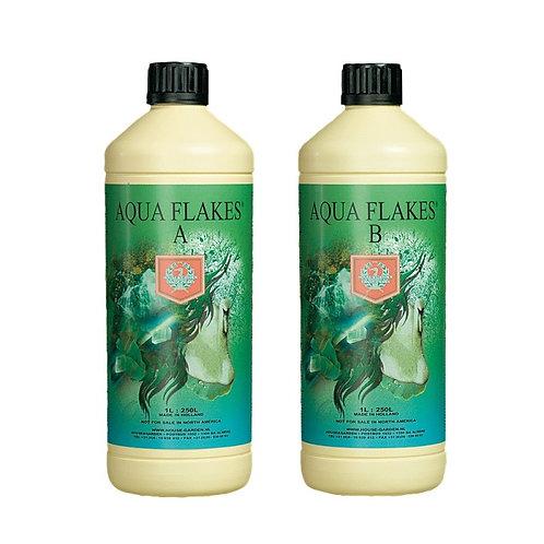 House & Garden - Aqua Flakes AB (Bloom)