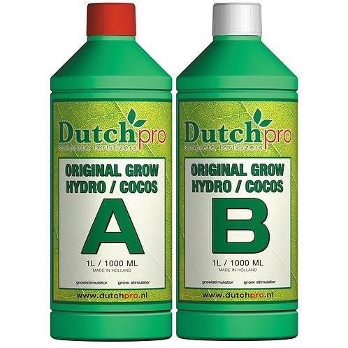 Dutch Pro - Hydro/Coco Grow A+B