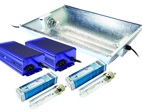 315w Daylight Twin Maxibright Lighting System