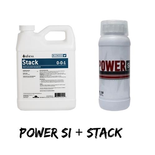 Athena Stack + Power Si Silicic Acid Silica