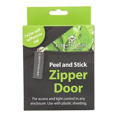 Zipper Door