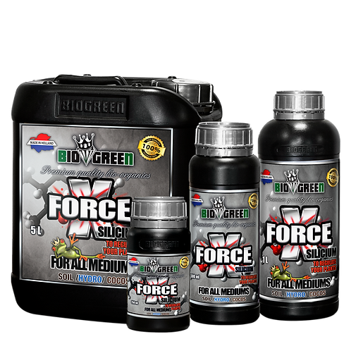 Biogreen - X-Force