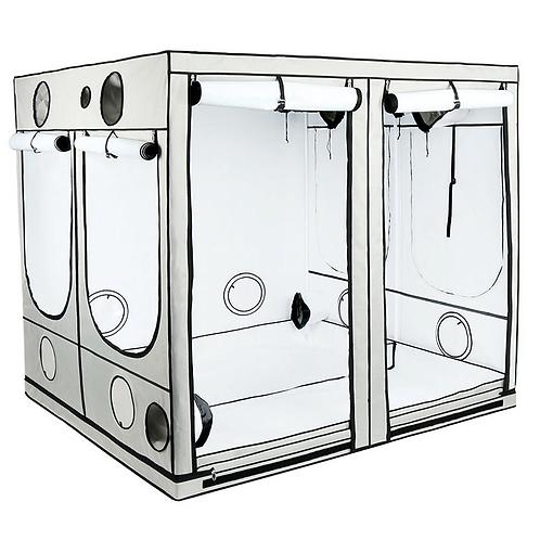 HOMEbox Tent Q240 2.4 x 2.4 x 2m (11.52m3)