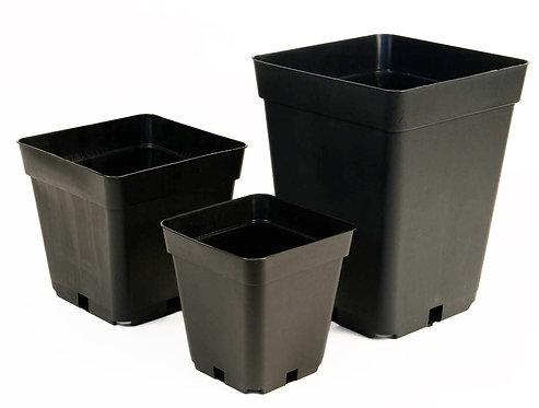 Square Pots (Plastic)