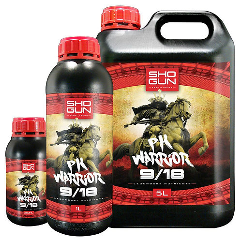 Shogun - PK Warrior 9/18
