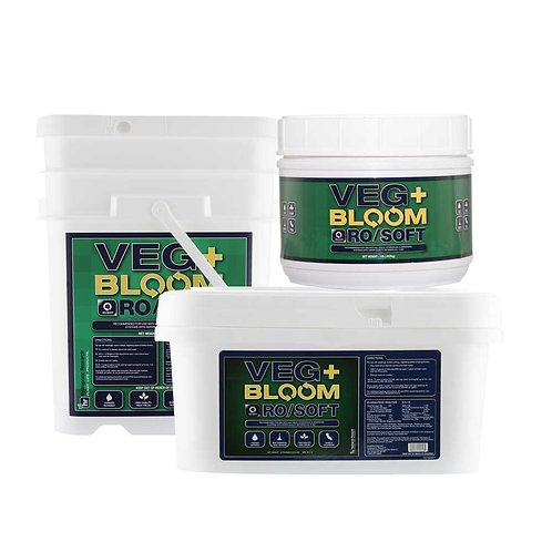 Veg+Bloom RO/ Soft Base