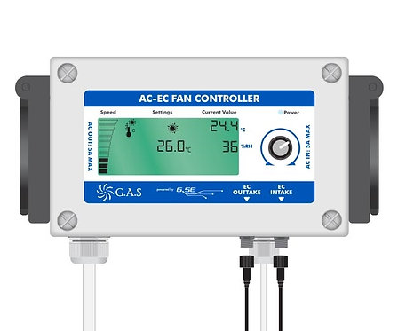 AC-EC Fan Speed Controller (GAS)